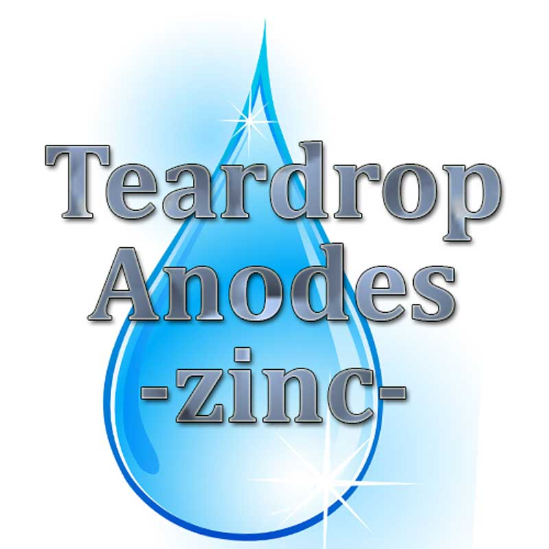Tear Drop Anodes