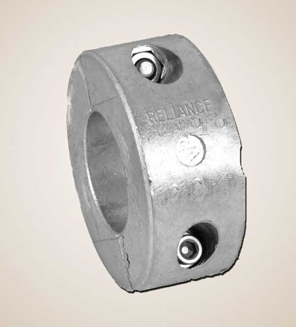 shaft anode